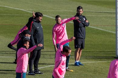 Torres, Carrasco, Filipe y Giménez vuelven al once contra el Roma