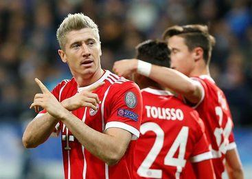 1-2. Tolisso le da el triunfo al Bayern en Bruselas tras un mal primer tiempo