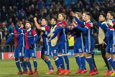 1-0. El United deberá esperar para sellar su billete tras caer en Basilea
