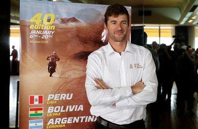 """Marc Coma: """"Nadie imaginaba que el Dakar se consolidase así en Sudamérica"""""""