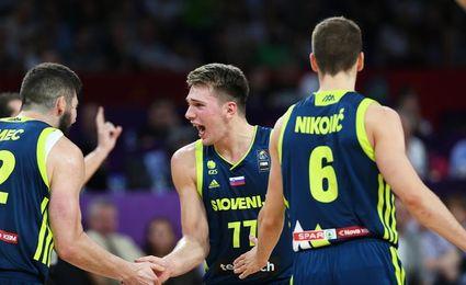 Eslovenia destaca que se enfrentará a una España sin su mejores jugadores