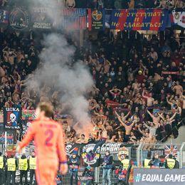 Multas para Everton y CSKA; expediente al Spartak de Moscú