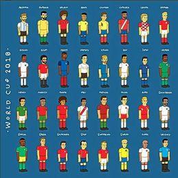 ¿Cómo serían las estrellas del Mundial en versión Los Simpson?