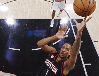 125-95. Ariza lidera la exhibición encestadora de los Rockets ante los Nuggets