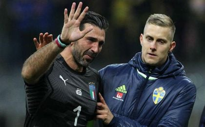Italia podría ingresar en el Mundial de Rusia por motivos políticos