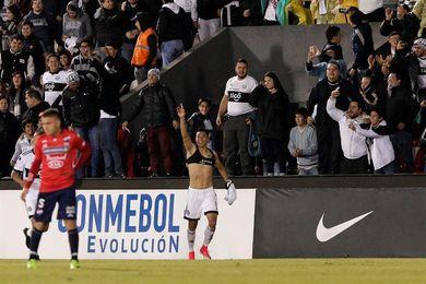 El goleador del Olimpia necesita tres meses para superar la fractura de su clavícula