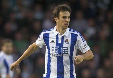 Rubén Pardo podría llegar al Málaga en enero
