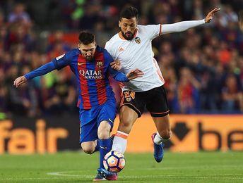 Valencia-Barça, duelo entre invictos para marcar la Liga