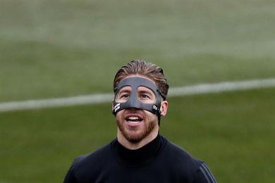 Bale vuelve a un grupo sin Asensio; Ramos se prueba con la máscara