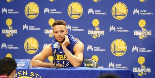 143-94. Curry anota 33 puntos en el triunfo de los Warriors
