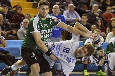26-31. El Ademar, obligado a ganar en Noruega tras caer derrotado ante Skjern