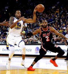 97-109. Ellington lidera a los Heat que logran su mejor anotación de triples