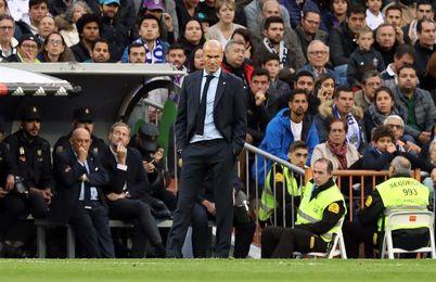 Zidane no cierra las puertas a refuerzos en el mercado invernal