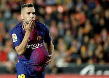"""Alba:""""El error en el gol de Messi es garrafal. Lo he visto desde medio campo"""""""