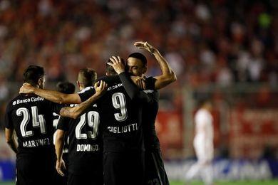 Independiente derrotó a Racing y San Lorenzo con Unión quedaron como escoltas