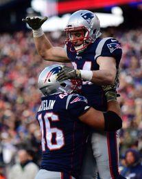 35-17. Ante los Dolphins, Brady manda cuatro pases de anotación y los Patriots siguen ganando