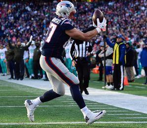 Eagles son líderes destacados de la NFL; Brady y Jones logran marcas