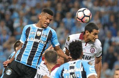 El Gremio alineará a Bressan en lugar de Kannemann en final de la Libertadores