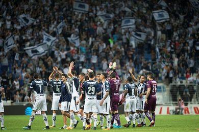 Monterrey aplasta al Atlas y avanza con autoridad a las semifinales del fútbol en México