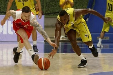 69-74. Chile consigue en Colombia su primer triunfo en eliminatoria a Mundial