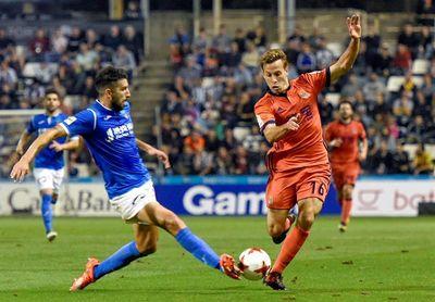 La Real Sociedad busca confirmar su favoritismo ante el Lleida