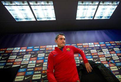 """Valverde: """"Me parece absurdo que no se use el ojo de halcón"""""""