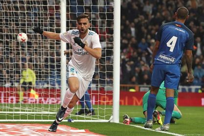 2-2. Bale evita un sofoco al Real Madrid