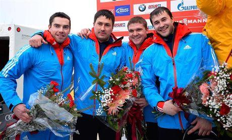 El COI suspende a tres deportistas rusos de bobsleigh por dopaje en Sochi