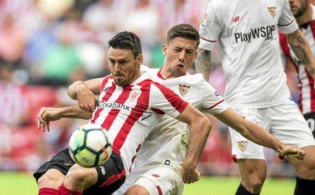 El Sevilla es el equipo que mejor defiende los centros en LaLiga