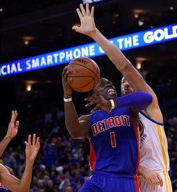 131-107. Jackson afianza a los Pistons como líderes