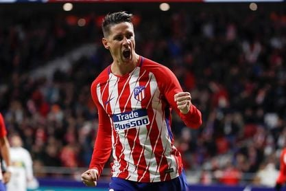 3-0. El Atlético resuelve en media hora