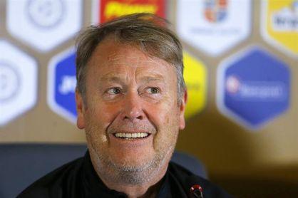 Hareide quiere evitar a España en el Mundial y estaría encantado con Perú