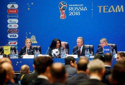 El Kremlin acoge el sorteo del Mundial con España como amenaza para los grandes