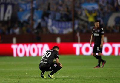 Lanús pasó de la ilusión a la tristeza al perder la final de la Libertadores