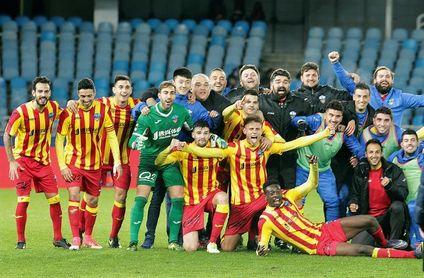 Lleida y Formentera dan la campanada tras eliminar a R. Sociedad y Athletic
