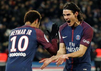 El París Saint-Germain da un nuevo acelerón al frente de la clasificación