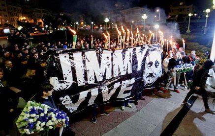 Tres años sin Jimmy:sin responsables de su muerte y con la sombra del archivo