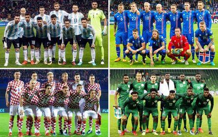 Croacia hubiese preferido evitar a Argentina, pero no se entregará