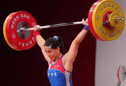 La taiwanesa Kuo logra tres medallas en 58 kilos; Escobar da bronce a Ecuador