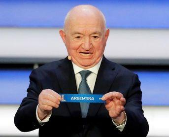 """Valdano: """"El grupo de Argentina es preocupante, no me parece cómodo"""""""