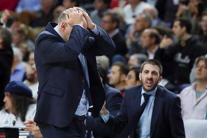 El Real Madrid busca en la Liga Endesa un bálsamo para sus derrotas europeas