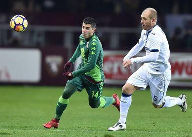 Torino y Atalanta se anulan y siguen atascados en el centro de la tabla (1-1)