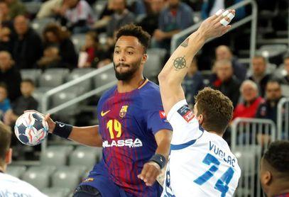 29-25. El Barça se despide en Nantes de sus opciones de ser primero de grupo