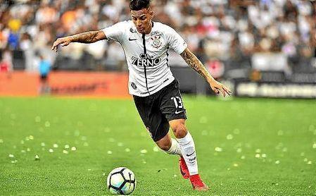 Guilherme Arana llegará a la capital hispalense el próximo día 10 para firmar hasta 2022.
