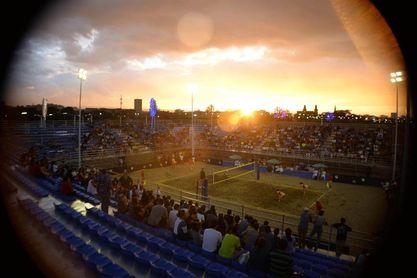 Costa Rica y Nicaragua sumaron dos triunfos en la arena en Centroamericanos
