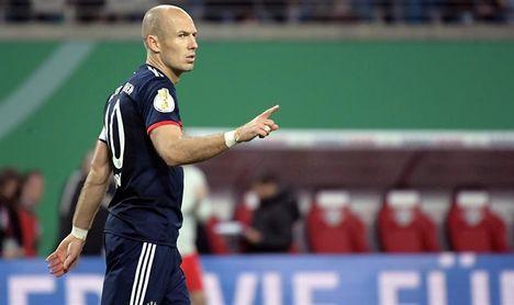 """Robben: """"No guardo buenos recuerdos de mi etapa en el Real Madrid"""