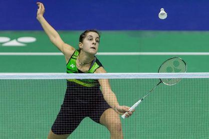 Carolina Marín no participará en Dubai debido a problemas en la cadera