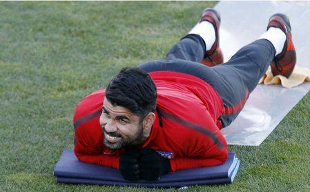 El brutal cambio físico de Diego Costa