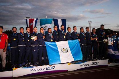 Inauguración de los XI Juegos Deportivos Centroamericanos en Nicaragua