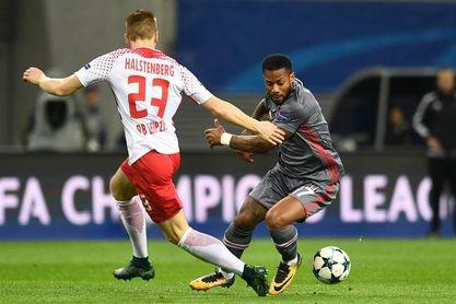 1-2. Besiktas gana en Leipzig con gol de Negredo y cierra una fase casi perfecta